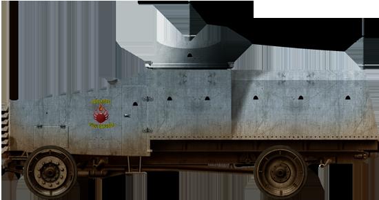 Ferrol armoured car