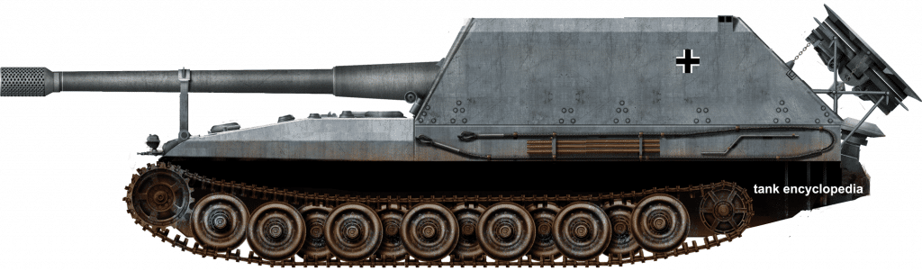 Grille 17/21 Self-Propelled Guns