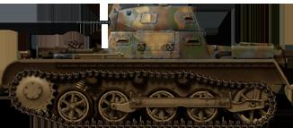 Panzer I Ausf A. 'Lanzallamas'