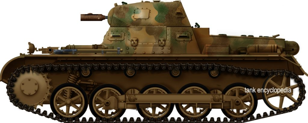 Panzer I 'Lanzallamas'