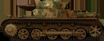 Panzer I Ausf B. 'Lanzallamas'
