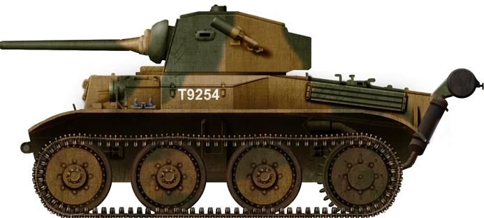 Tetrarch, Light Tank Mk. VII