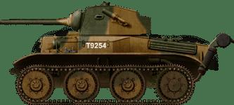 Mk.VII Tetrarch