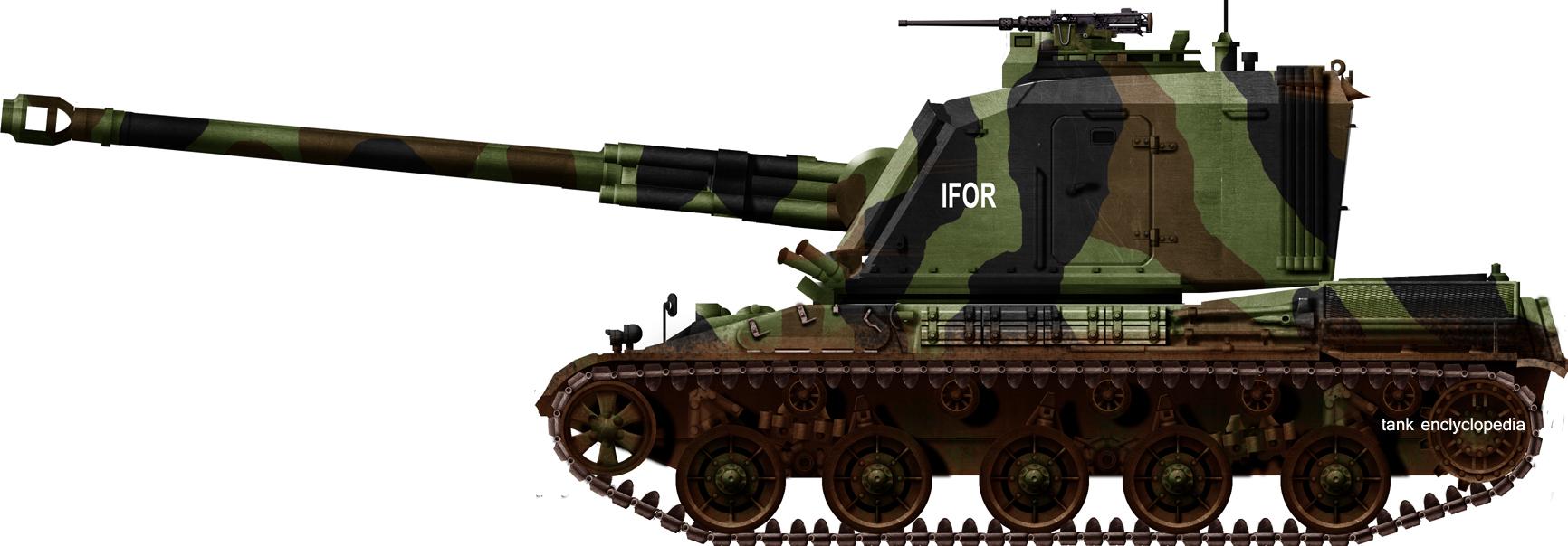 155mm GCT AUF1 & 2