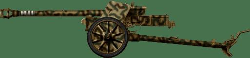 German 50 Mm Anti Tank Gun: 7.5 Cm PaK 40 Anti-Tank Gun, One The Best Of WW2