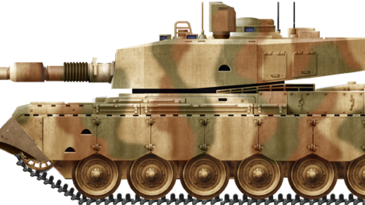 Olifant Mk2 Main Battle Tank - Tank Encyclopedia