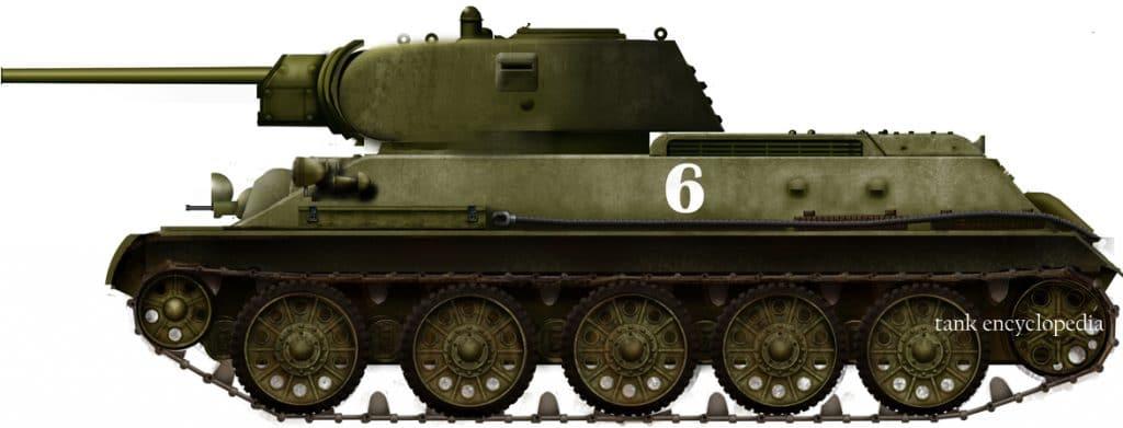 The Soviet 21st Tank Brigade's Assault On Kalinin