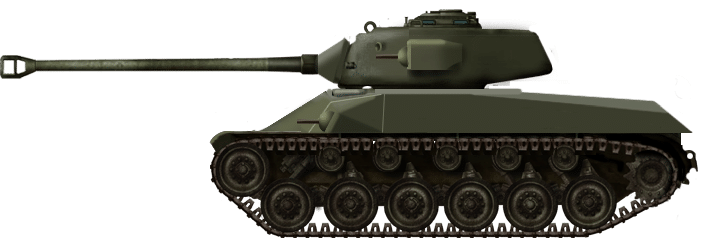 Impression of the AGF Improved Medium Tank by David Bocquelet