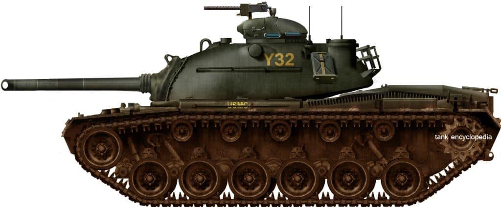 Flame Thrower Tank M67 'Zippo'