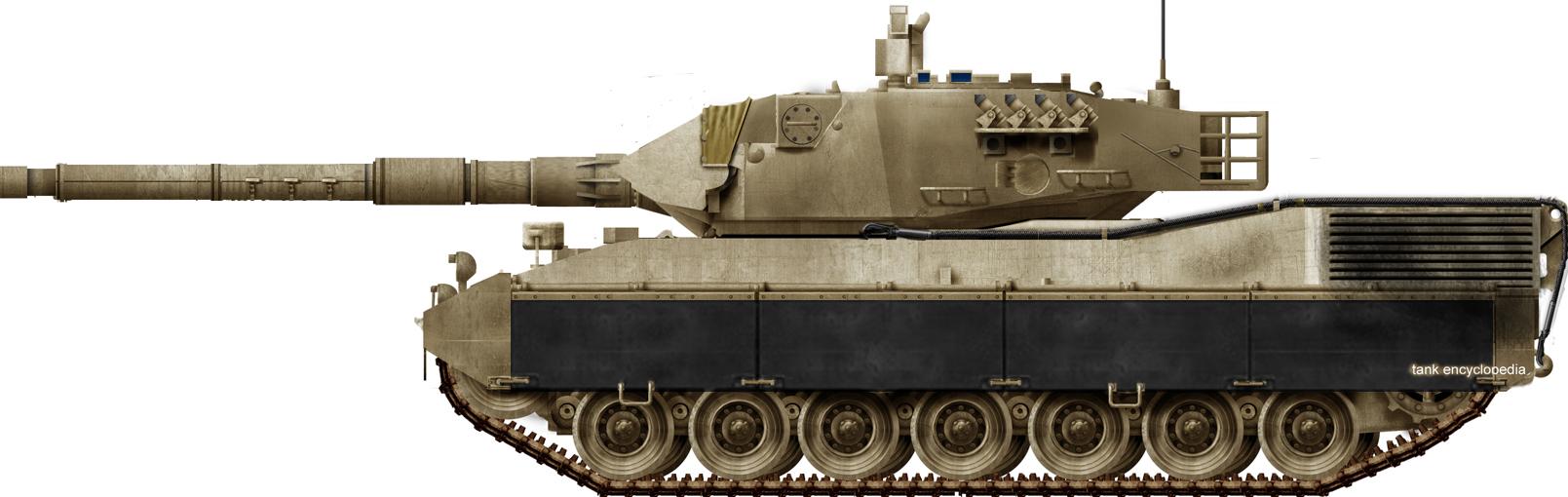 OF 40 Mk. 1 Main Battle Tank