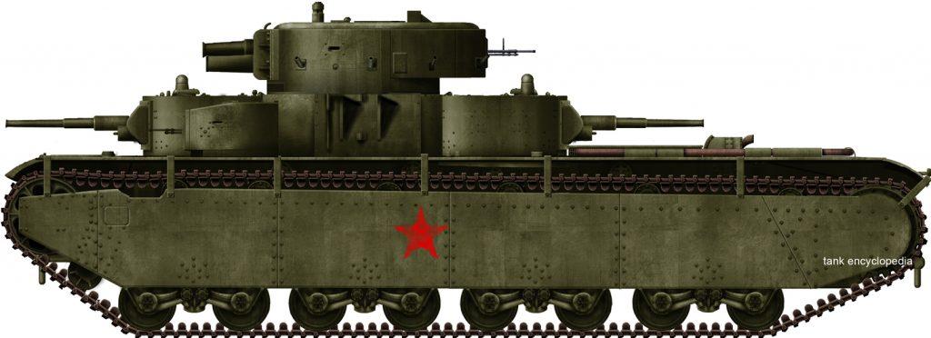 T-35A Heavy Tank