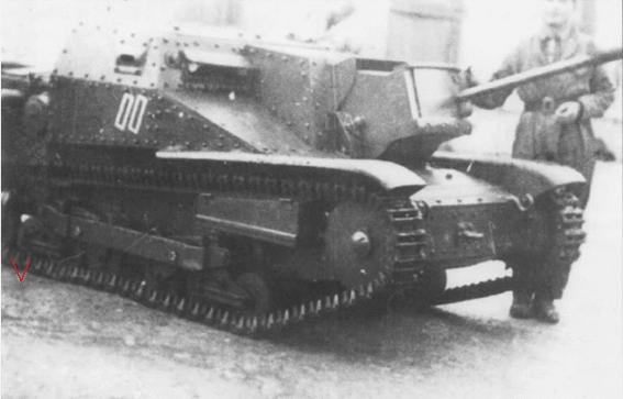 Fiat CV.33/35 'Breda'