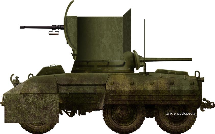 M8 Greyhound in Kantangese Service