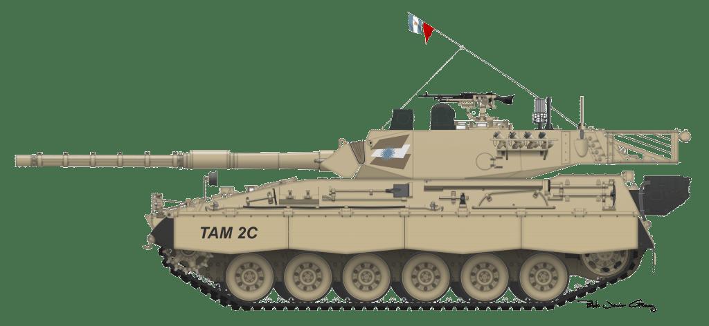 The TAM 2C