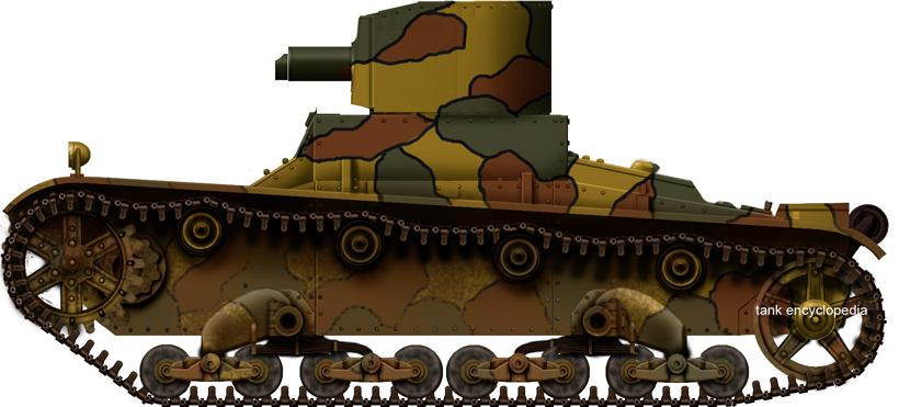 Vickers Mark E in Bolivian Service