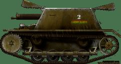 Carden Loyd Mk. VI in Bolivian Service