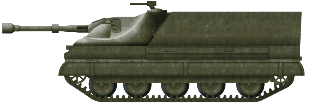 Excalibur Light Airborne Tank Destroyer