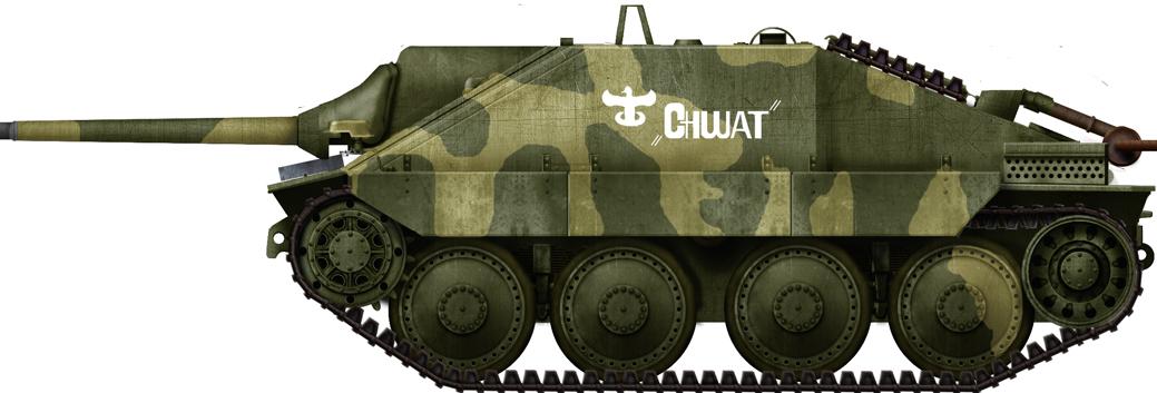 Jagdpanzer 38(t) 'Chwat'