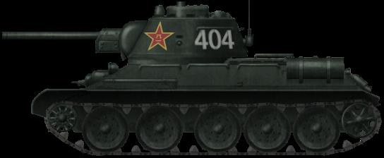 Type T-34 (Fake Tanks)