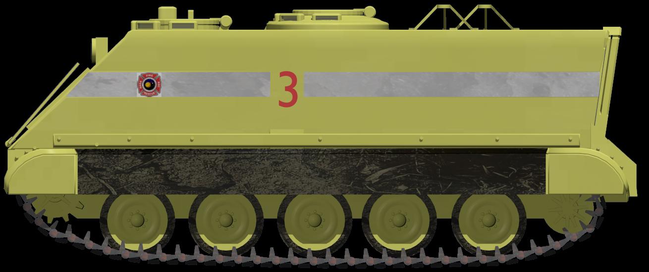 NASA M113 Armored Rescuer