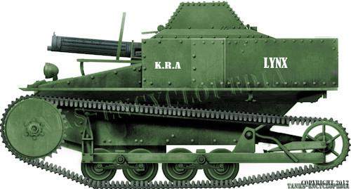 Carden-Loyd Mk. VI in Dutch Service