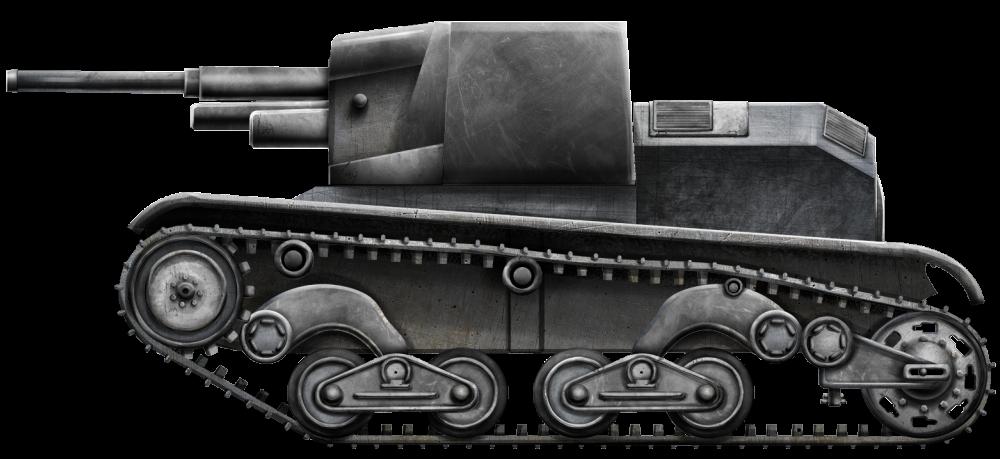 Semovente M.6