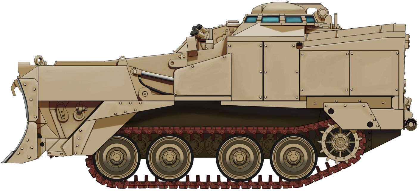 Armored Combat Earthmover M9 (ACE)
