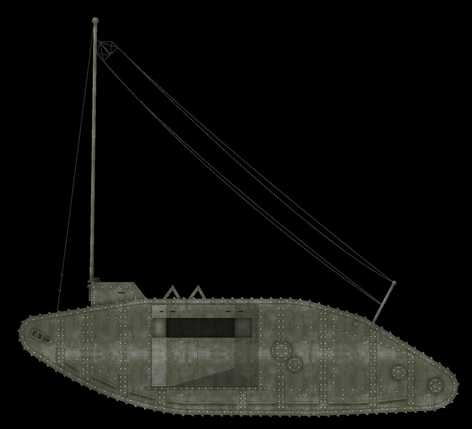 Wireless Communications Tank
