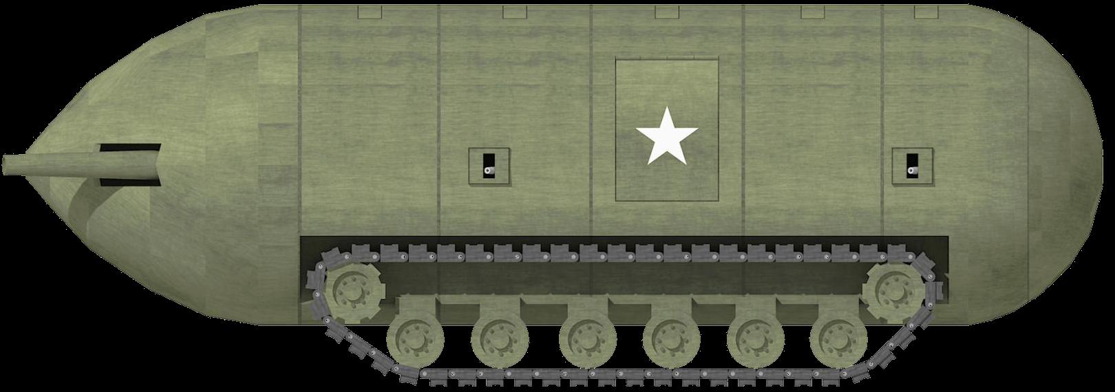 Wrona Tank