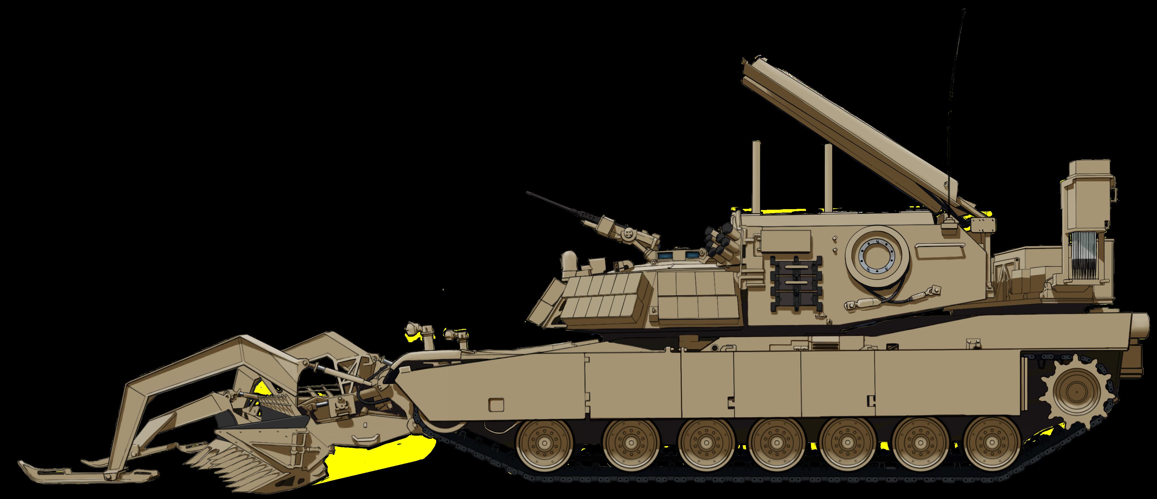 M1150 Assault Breacher Vehicle (ABV)