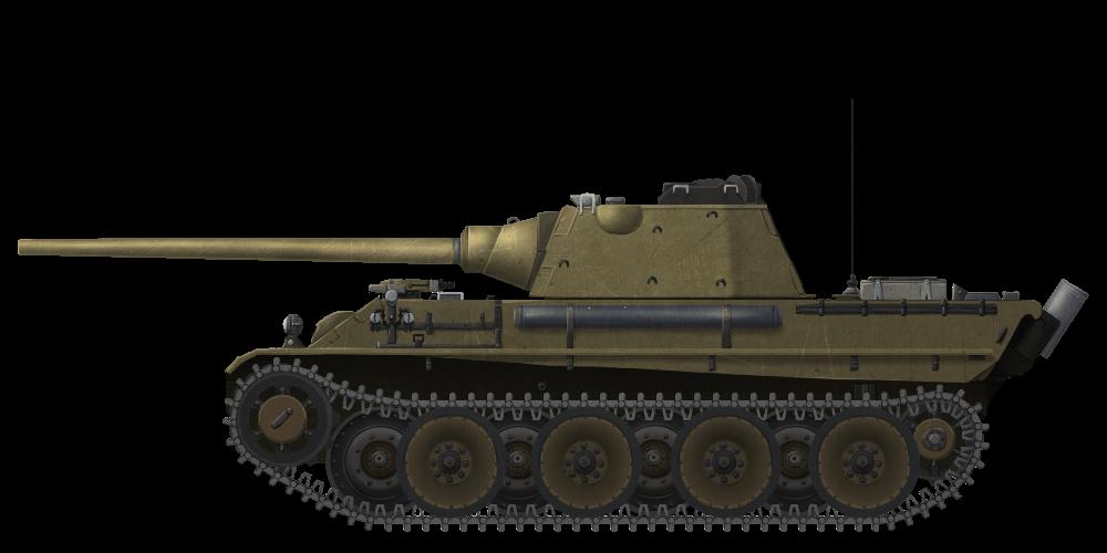 Panzerkampfwagen Panther Ausf. F (Sd.Kfz.171)