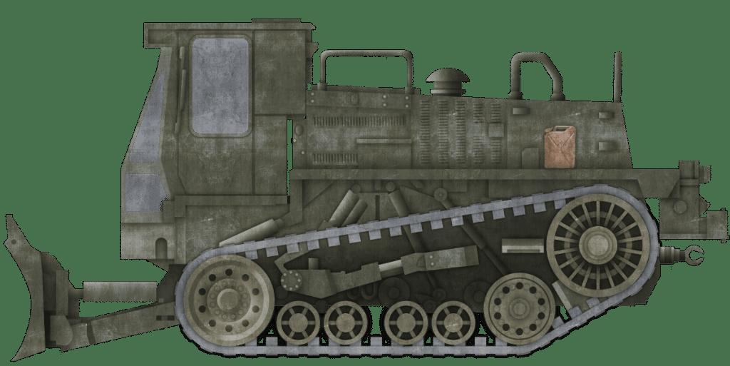 Deployable Universal Combat Earthmover M105 (DEUCE)
