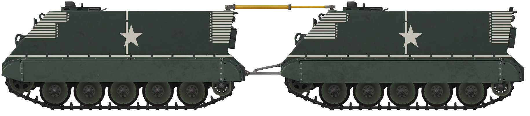 M226 (M113 Cybernetically Coupled Research Vehicle 'CCRV')