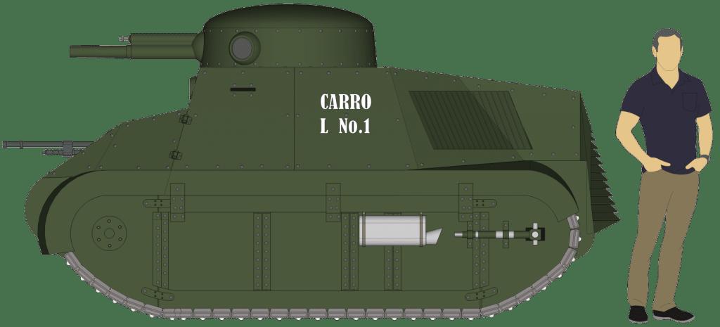 Carro de Combate Ligero para Infanteria Modelo 1936