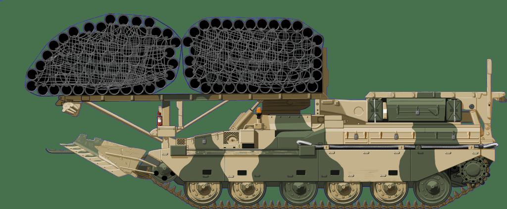 FV4203 Chieftain AVRE