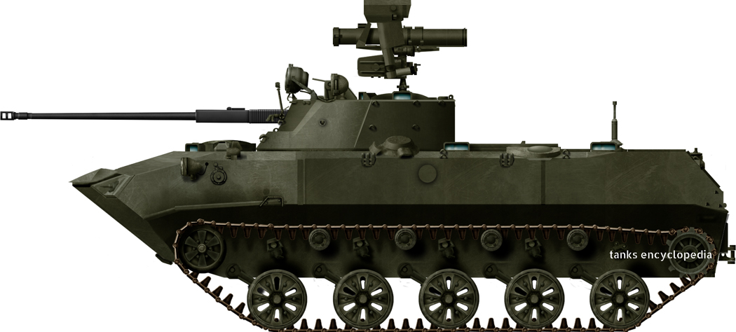 Cold War Soviet Tanks