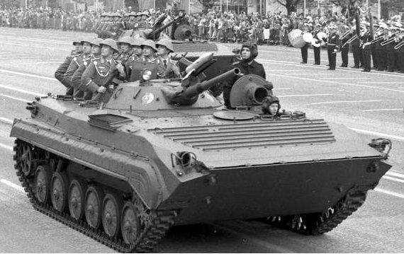 East German BMP1