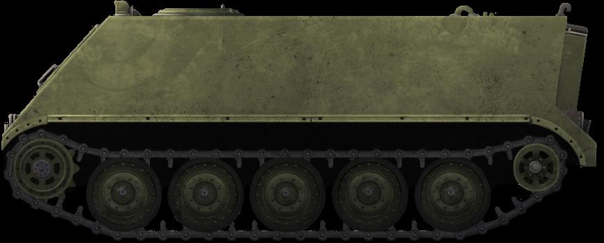 Rexroth Hydrostatic Drive M113
