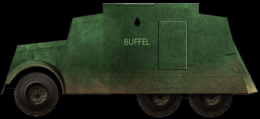 Morris 'Koekblikje' Armored Car
