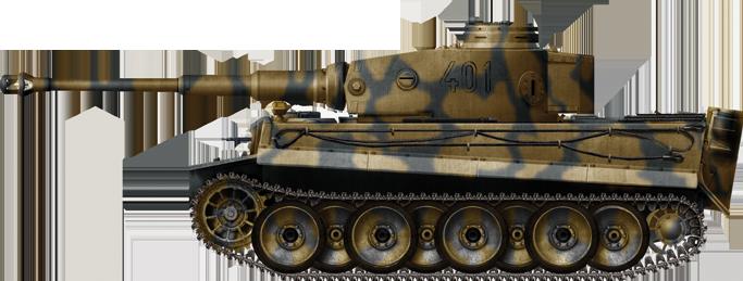 Panzerkampfwagen VI Tiger Sd Kfz  181, 'Tiger I' - Tanks