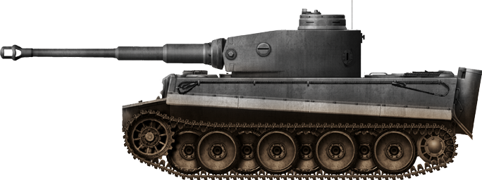 Tiger I Ausf H1 Vorpanzer
