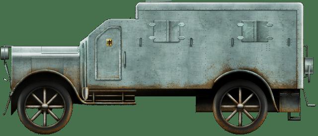 Mannschaftstransportwagen Mannesmann-Mulag