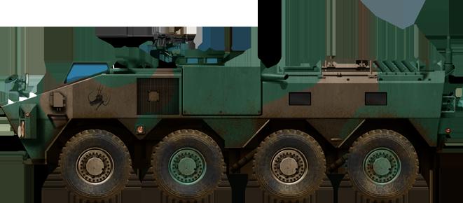 Type 96 APC