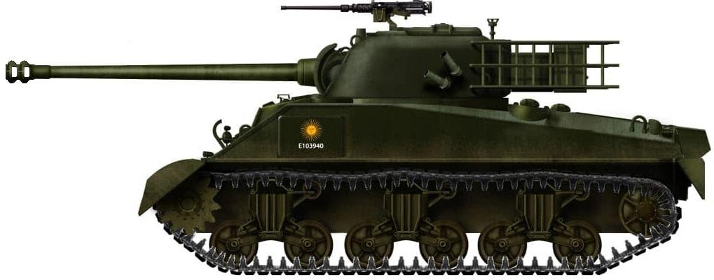 Sherman Repotenciado