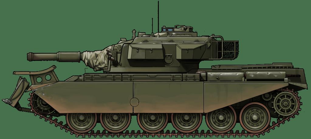 FV4003 Centurion AVRE