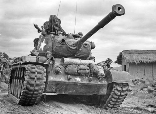 Image result for pershing tank