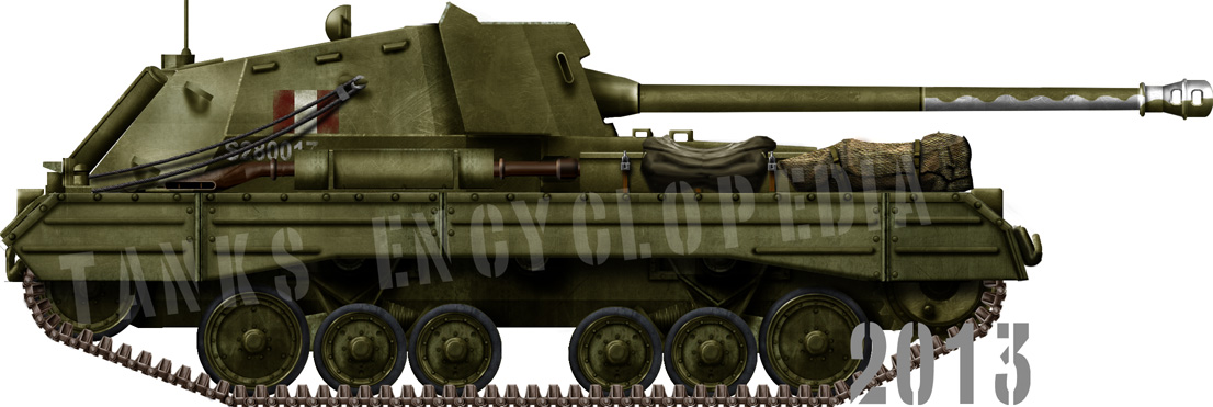 German 50 Mm Anti Tank Gun: Archer, Self Propelled 17 Pdr Anti-tank Gun