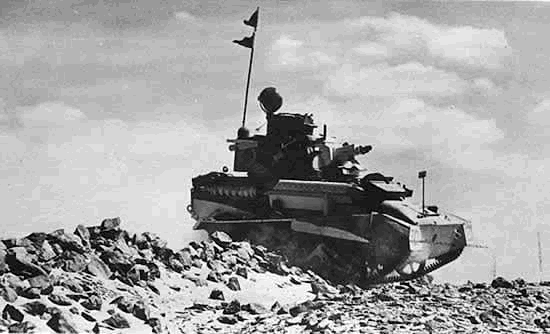 Mark VI Light tank