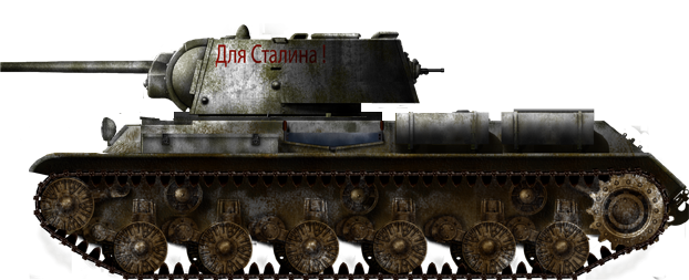 IS-I with KV-I turret
