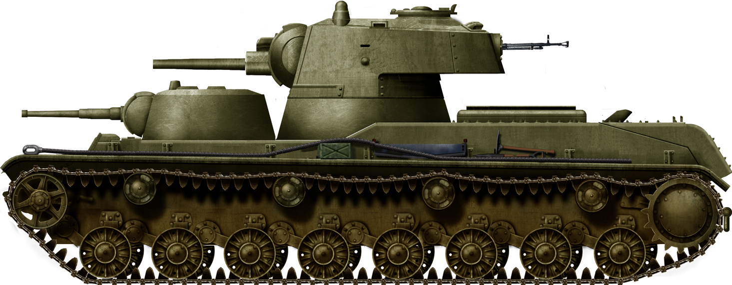 SMK WW2 Soviet Tanks and Armored Cars